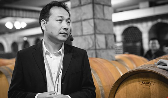 Latest developments in Chinese wine production